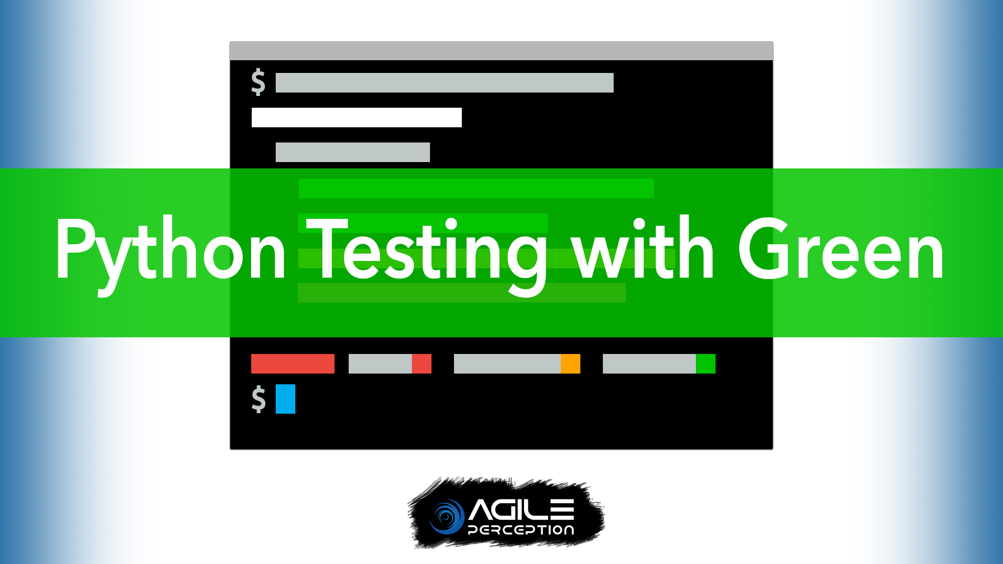 Python Testing with Green - Full Price