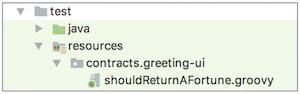 fortune service contract file