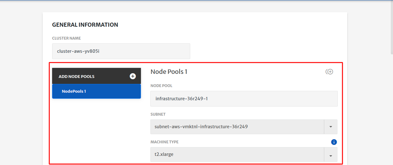 node-pool-configurations