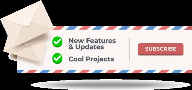 Codelessly Newsletter Signup