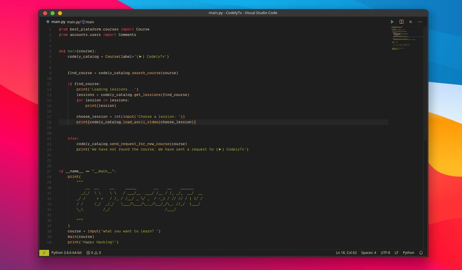 Codely VsCode Theme