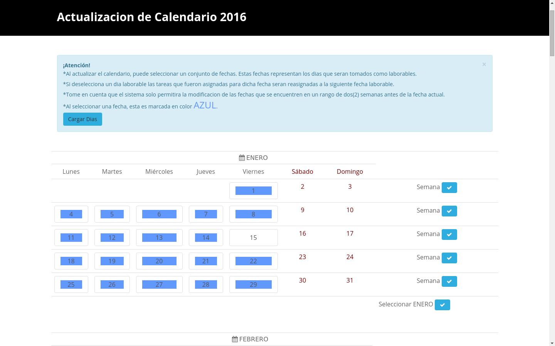 Actualizar Calendario.Calendario Academico Colmenadevteam Colmena Wiki Github
