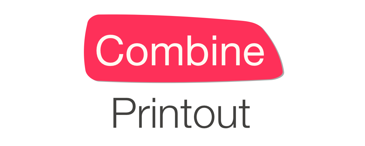 Combine Printout Logo