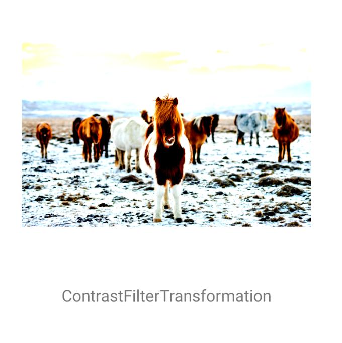 ContrastFilterTransformation