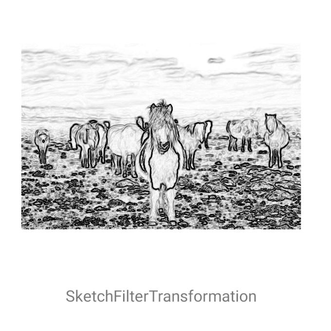 SketchFilterTransformation