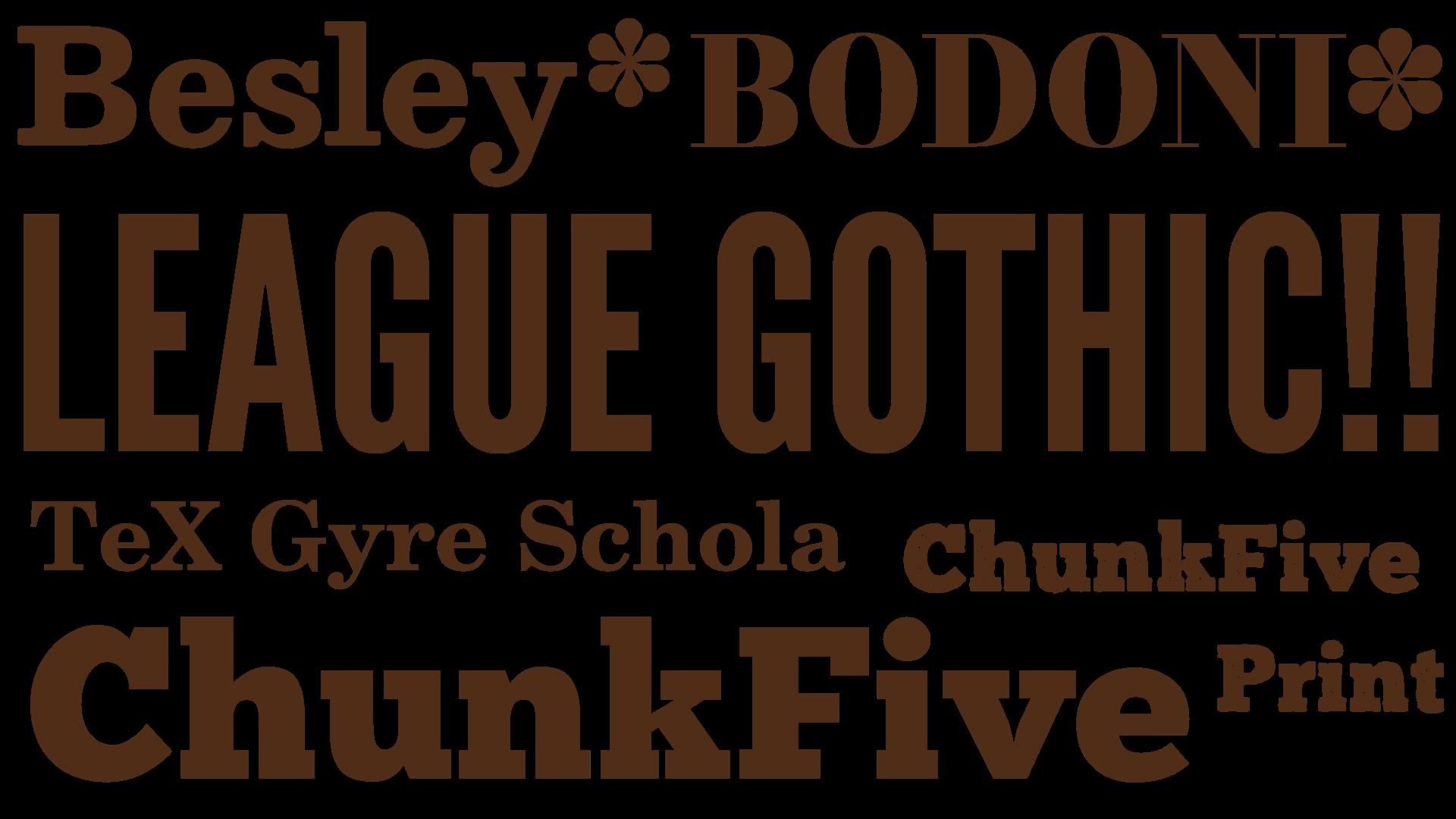 Cowboy Fonts