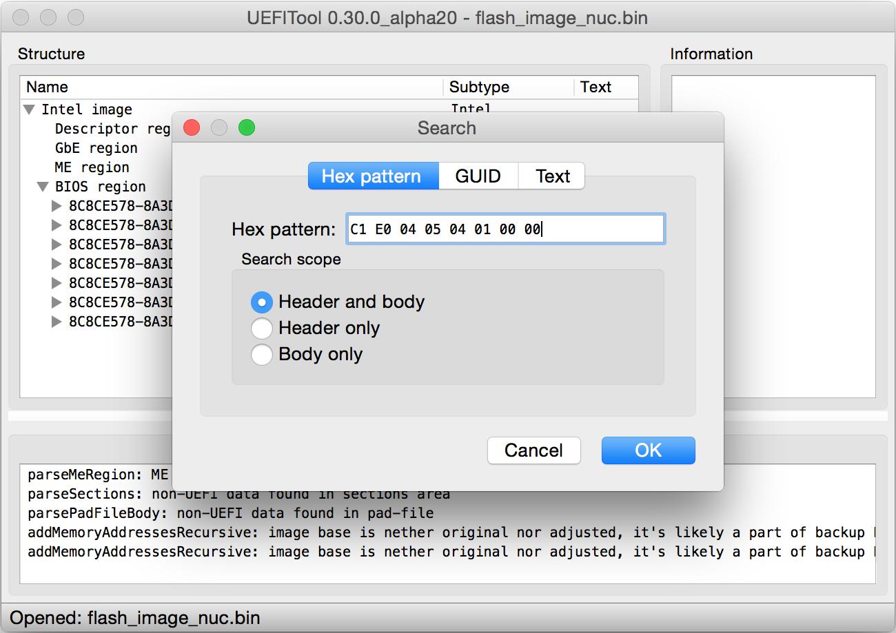 My aimful life: Exploiting AMI Aptio firmware on example of