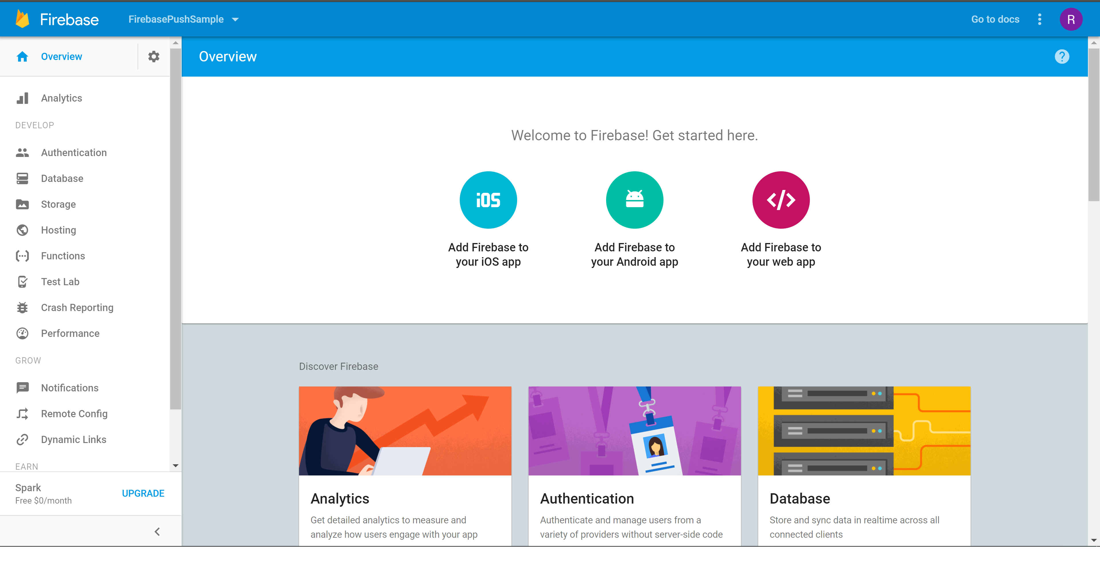Firebase Overview