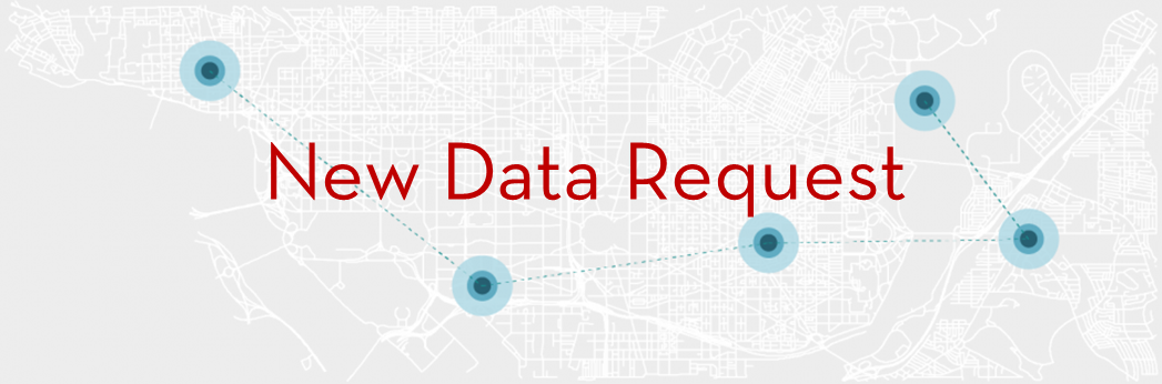 Open Data DC Requests