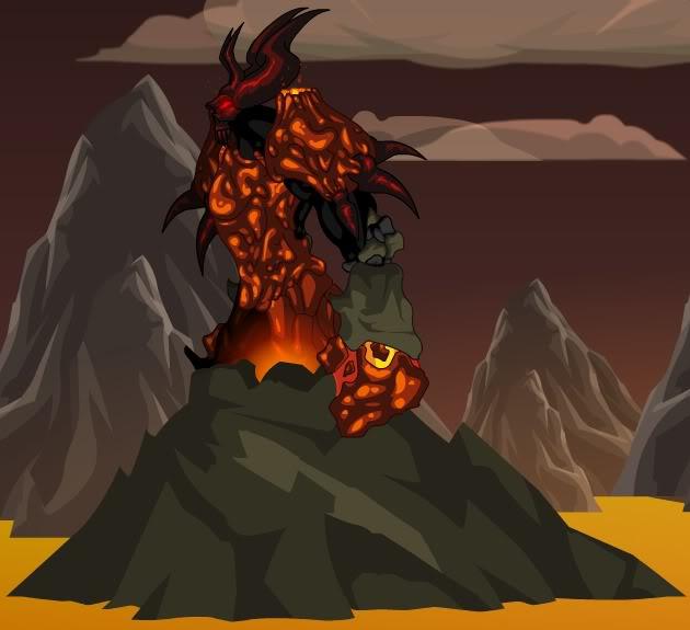 Resultado de imagem para drakonnan titan aqw