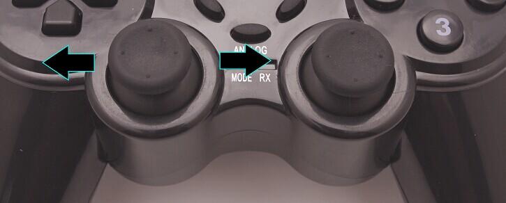 BLE Wereless Gamepad: 04