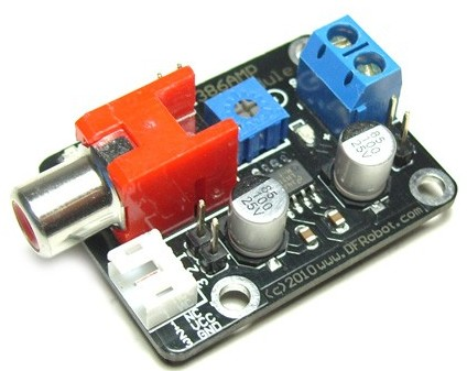 386AMP audio amplifier Module (SKU: DFR0064)