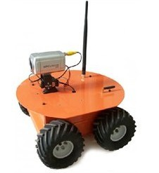 4WD Outdoor Mobile Platform (SKU:ROB0001)