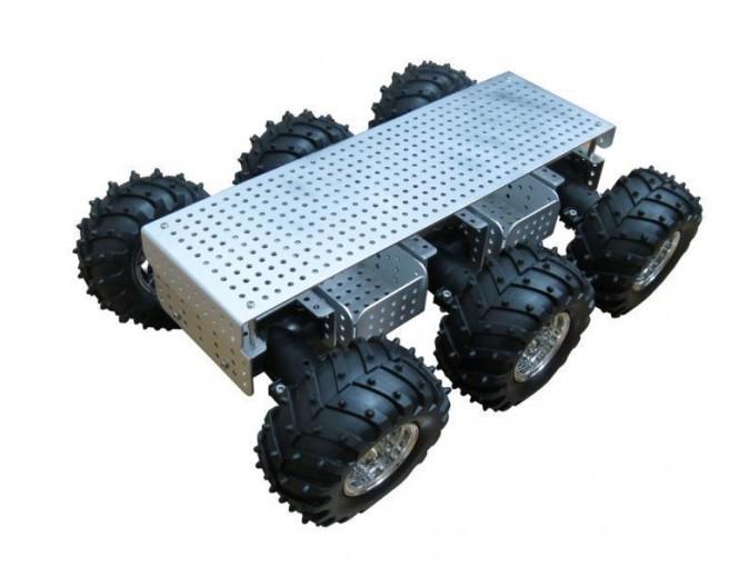 6WD Wild Mobile Platform (SKU:ROB0030)