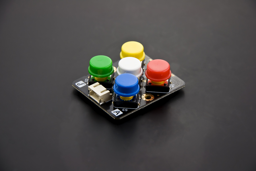 ADKeyboard Module (SKU: DFR0075)
