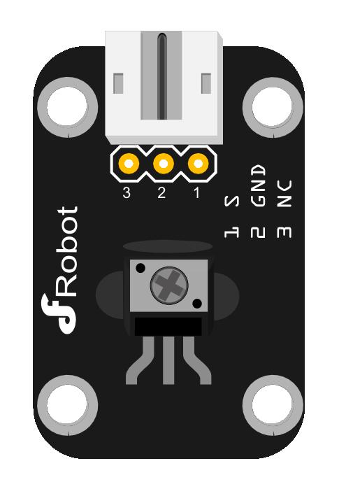 Analog Sensor Pin Definition
