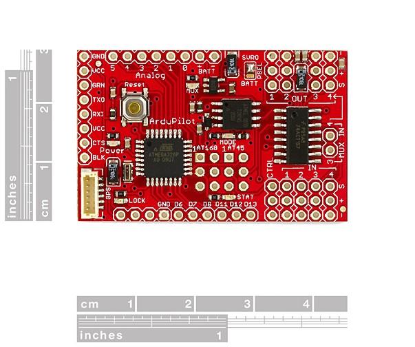 ArduPilot Main board (SKU: DFR0044)
