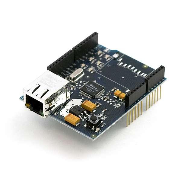 Arduino Ethernet Shield (SKU: DFR0084)