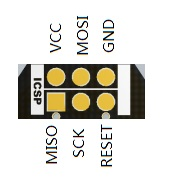 Beetle-ICSP interface