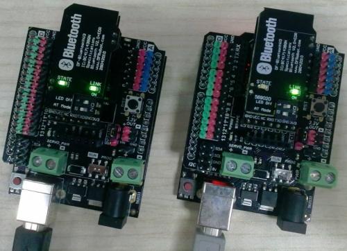 APC220/Bluetooth socket