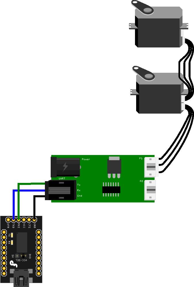 FTDI Board connection to PC