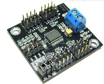 Arduino I2C to GPIO Module (SKU:DFR0013)