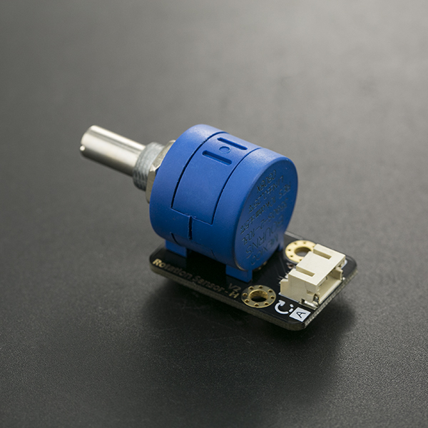 Analog Rotation Sensor V2 (SKU: DFR0058)