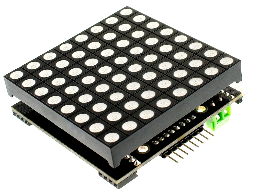 8x8 LED RGB Matrix (SKU:DFR0202)
