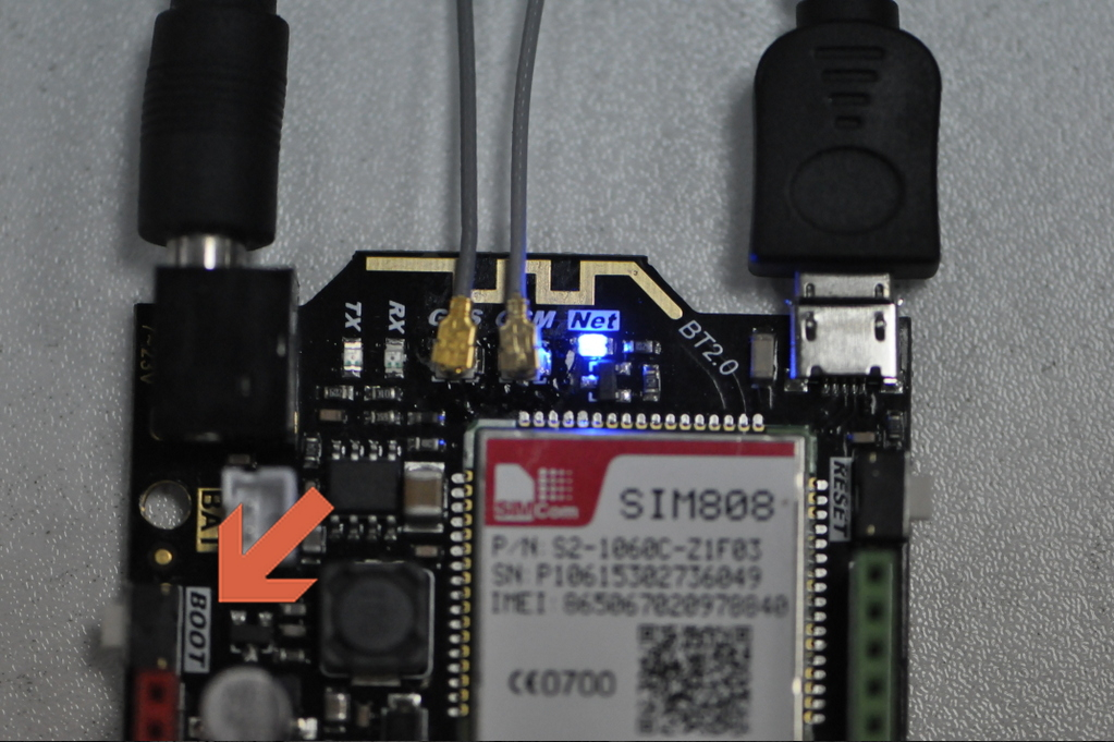 SIM808_with_Leonardo_mainboard_SKU_DFR0355-DFRobot