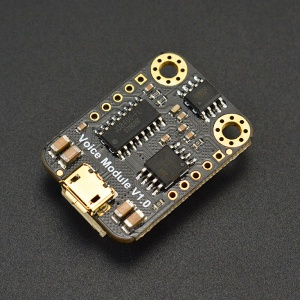 Gravity: UART MP3 Voice Module
