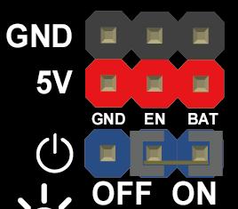 5V header output