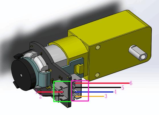 Micro_DC_Motor_with_Encoder-SJ01_SKU__FIT0450-DFRobot