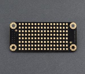 Gravity__I2C_8x16_RGB_LED_Matrix_Panel_SKU__DFR0522-DFRobot
