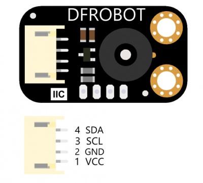 IR Thermometer Sensor-MLX90614