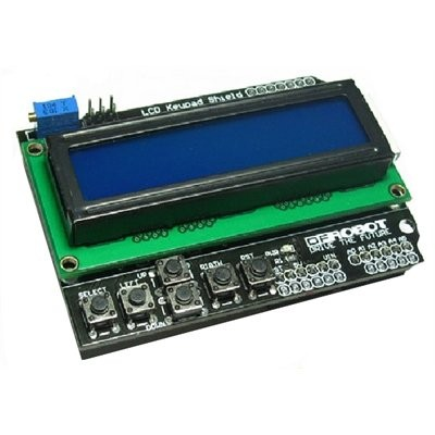 Arduino LCD KeyPad Shield (SKU: DFR0009)