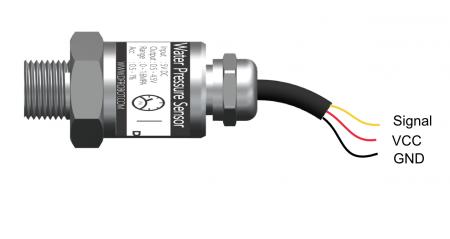 PinOut-Water Preessure Sensor