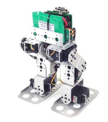 Biped robot kit- BRAT (SKU:ROB0023)