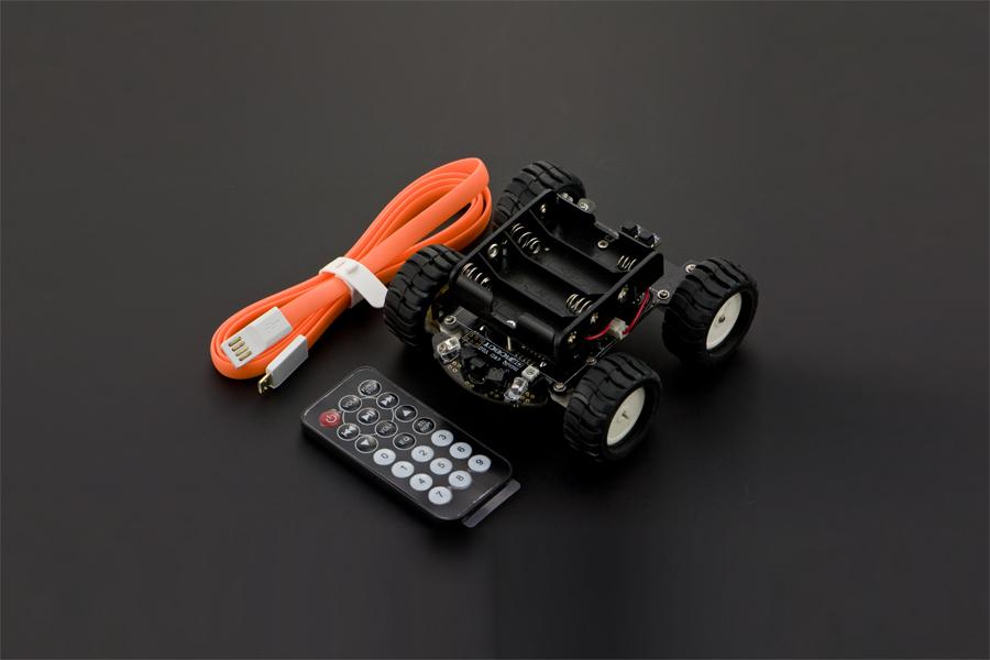 4WD MiniQ Cherokey (SKU:ROB0111)
