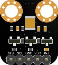 RGB and Gesture Sensor REVERSE
