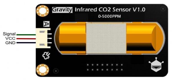 SEN0219 CO2 Sensor