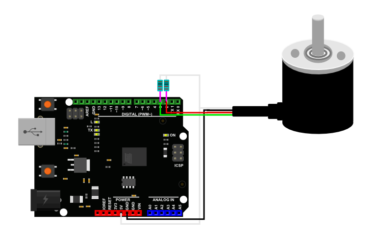 Incremental_Photoelectric_Rotary_Encoder_-_400P_R_SKU__SEN0230-DFRobot