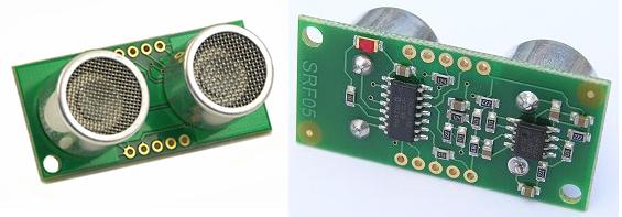 SRF05 Ultrasonic sensor (SKU:SEN0006)