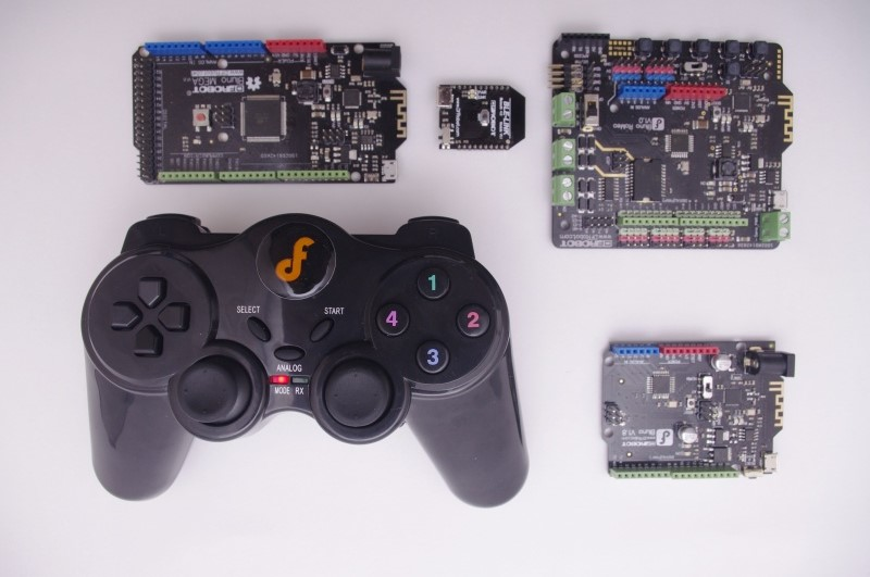 BLE Wireless Gamepad and other BLE Devices