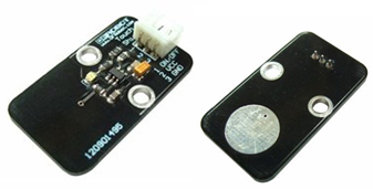 DFRobot Capacitive Touch Sensor ( left:Front, right:Back)