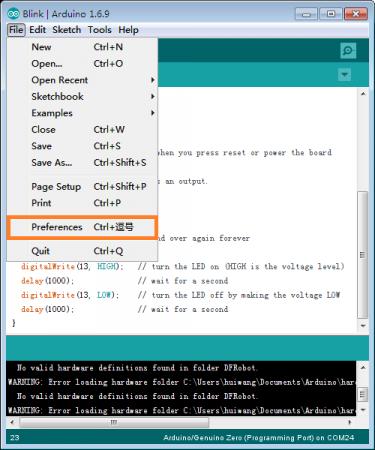 FireBeetle_ESP8266_IOT_Microcontroller_SKU__DFR0489-DFRobot