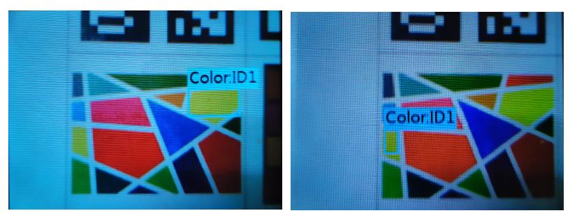 ColorRecognitionSingleResults