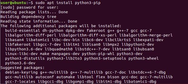 InstallPip3Linux
