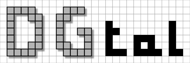 DGtal logo