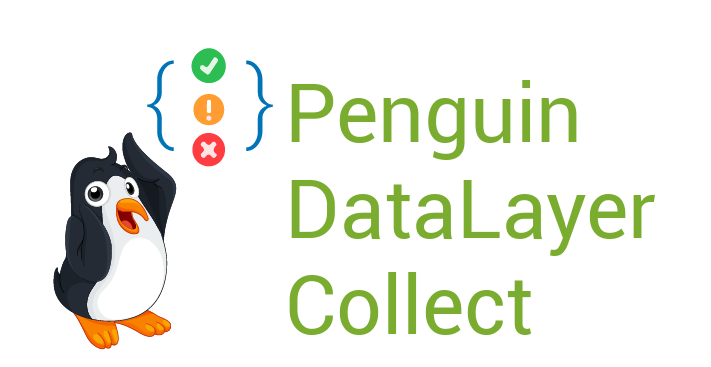 logo penguin-datalayer-collect