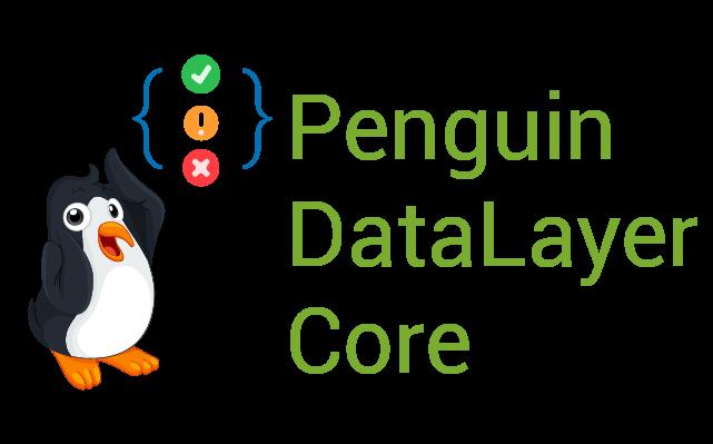 logo penguin-datalayer-core